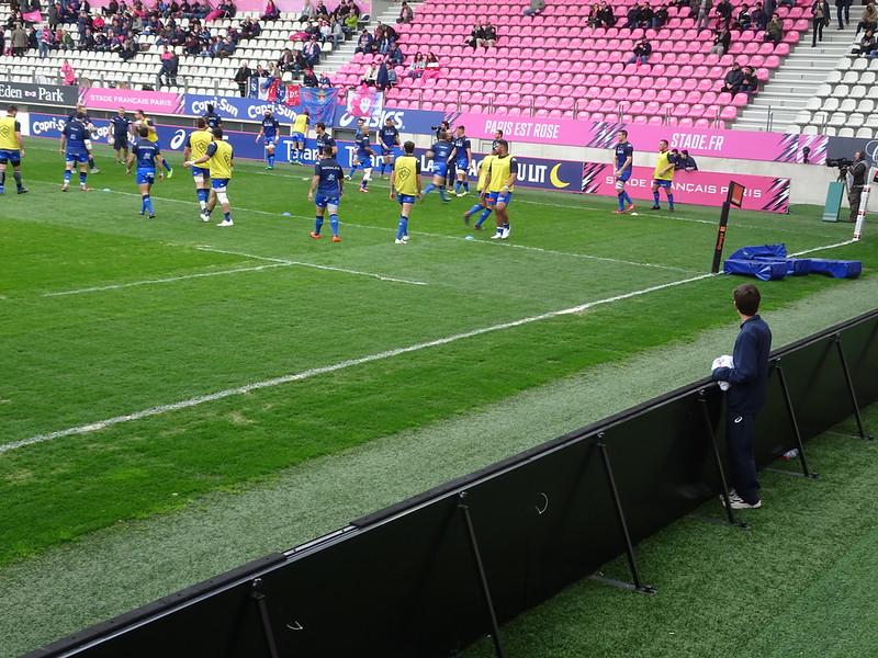 Stade vs Castres - 23 mars 2019