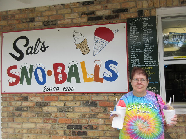 Sal's Sno-Balls, Metairie Road