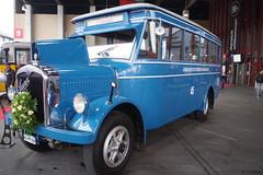 1933 Saurer 280D-P VBZ-Stadtbus