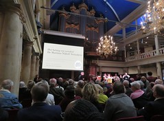 Uitreiking Martinus Nijhoff Vertaalprijs