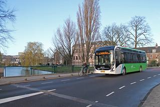 Arriva 4804 - Leiden, Noordeinde | by Daniël Bleumink