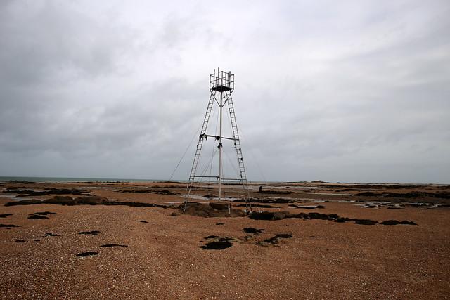 Refuge tower, Jersey