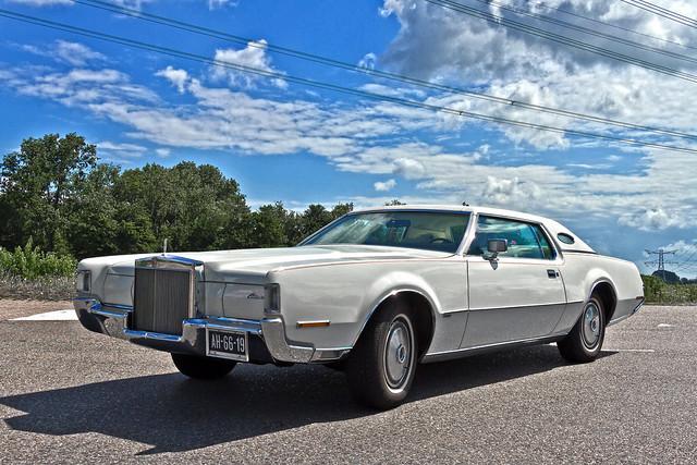 Lincoln Continental Mark IV 1972 (2197)