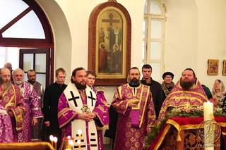 31.03.2019 | Воскресная литургия в Юрьевом монастыре