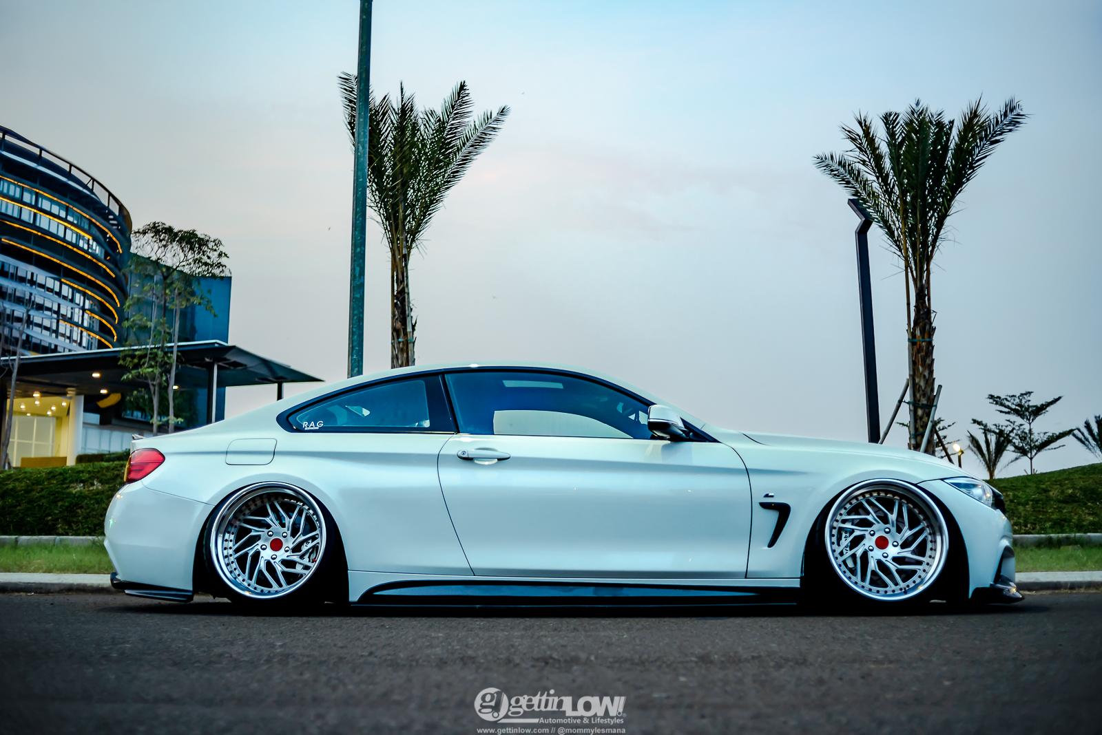 BMW F32-435 2014