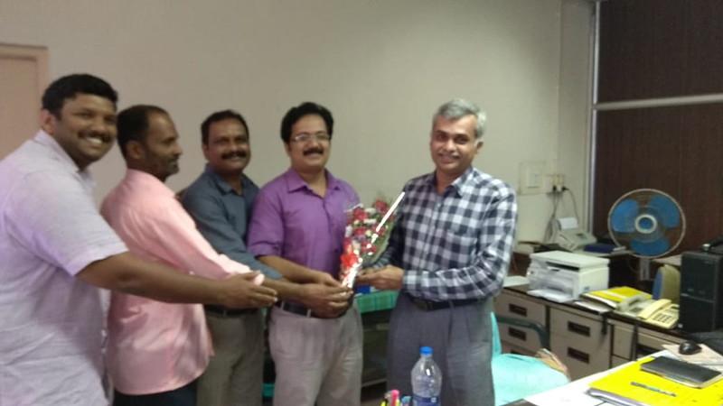 Mr.Sathesh R GM A-HR