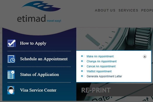 912 Procedure to Schedule an Appointment with Etimad Centers in Pakistan 05