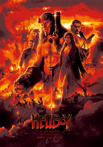 Hellboy, 11 Nisan'da Beyazperdede (2019)