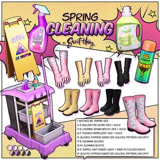 Spring Cleaning by Sweet Thing. | by Sweet Thing.