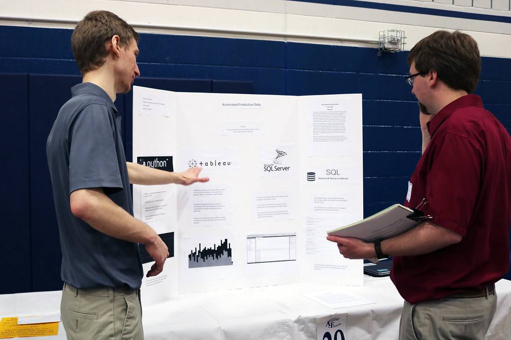 Academic Festival Showcases Best Work