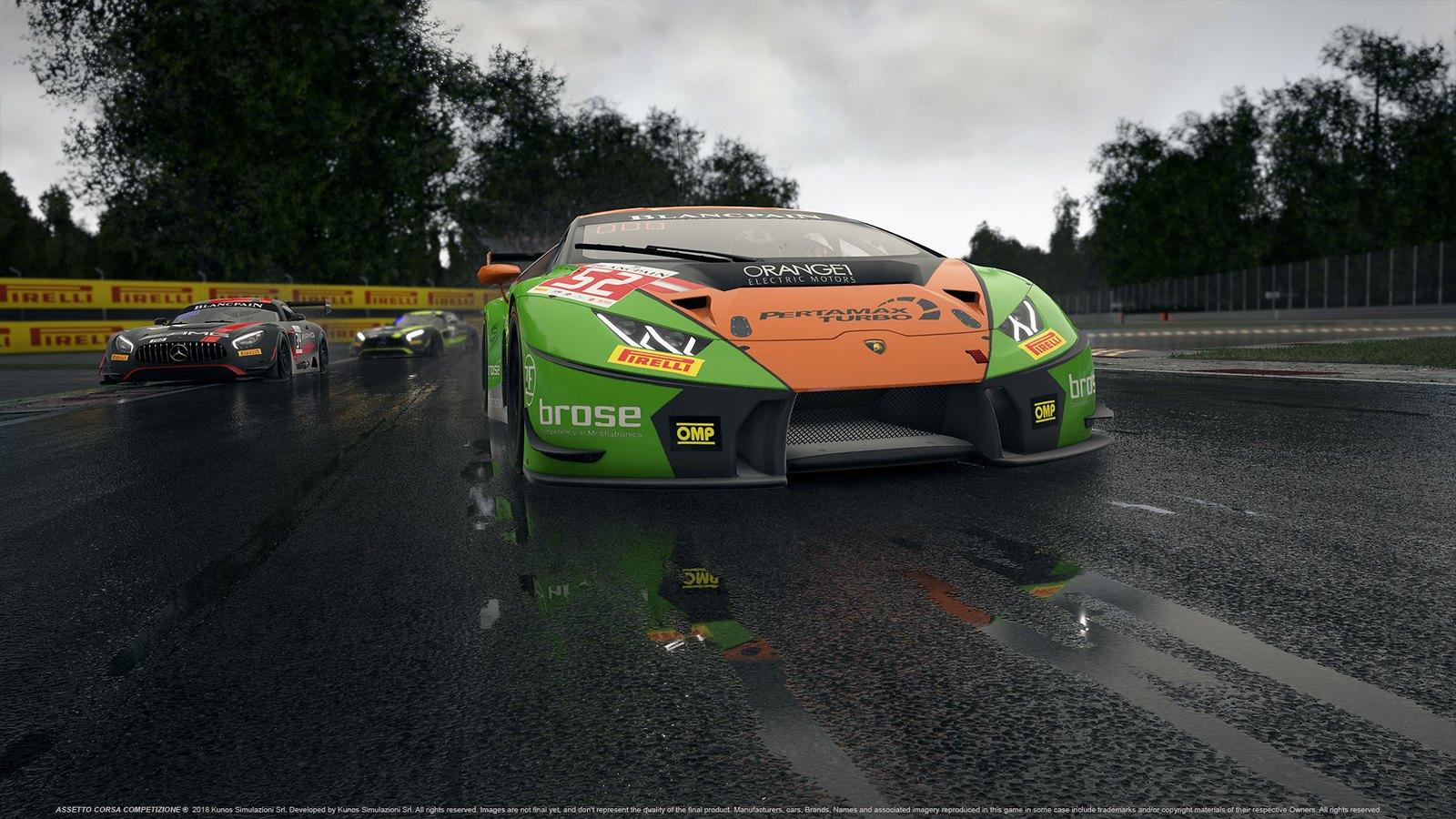 Assetto Corsa Competizione 5