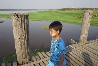Pont U Bein #1 [ Mandalay ~ Birmanie (Myanmar) ] | by emvri85