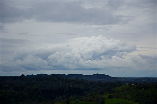 amadorcounty pardeedamroad california clouds weather landscape skyscape rain