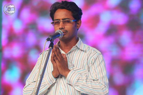 Devotional song by Adarsh Singh from Orai