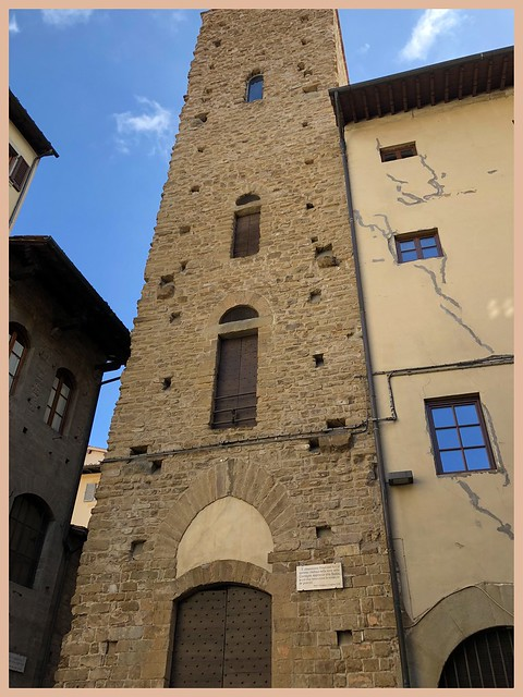 Torre della castagna - Chestnut tower