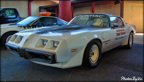 '81 Pontiac Trans Am Turbo Pace Car | by Photos By Vic