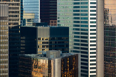 Skyscrapers Downtown Toronto