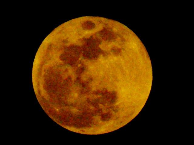 The Moon....... 31.01.2018...........Cyprus
