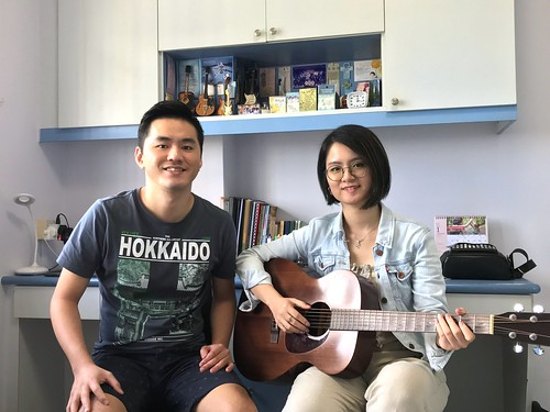 Guitar lessons Singapore Lulu