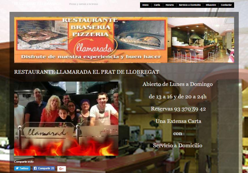 restaurantellamarada