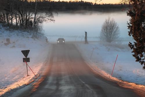 Sunset road | by RdeUppsala