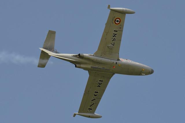 2018.05.19.314 LA FERTE ALAIS - Morane Saulnier MS-760A Paris (F-AZLT - cn.32)