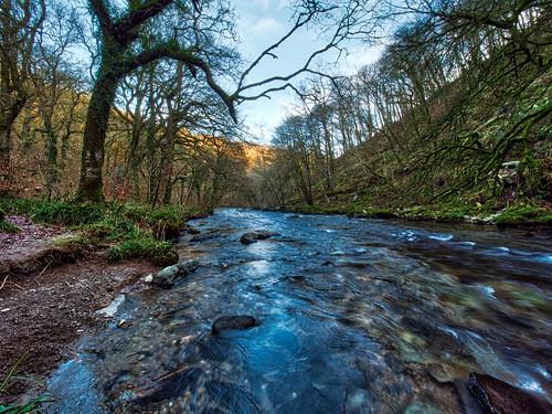 Tarr Steps and River Barle