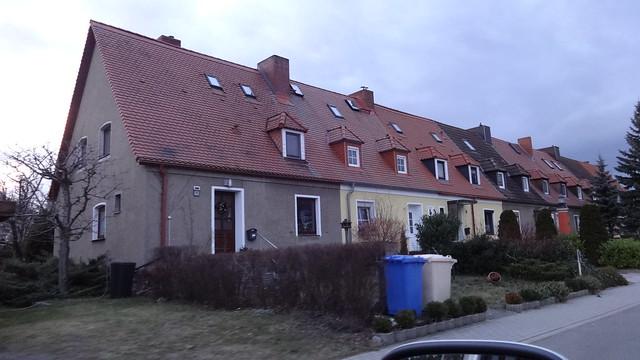 ab 1936 Karlshagen Dienstwohnhäuser der Heeresversuchsanstalt Peenemünde Waldstraße 1-8 auf 17449 Usedom
