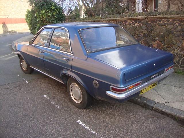 Vauxhall Viva 1256