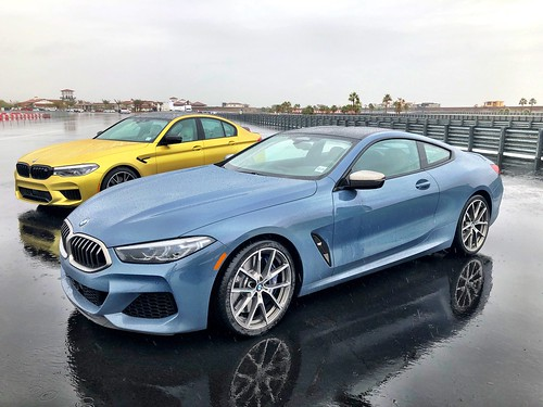 2019 BMW M850i xDrive Coupe Photo