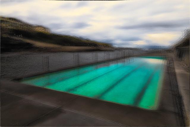A Swim at Dawn