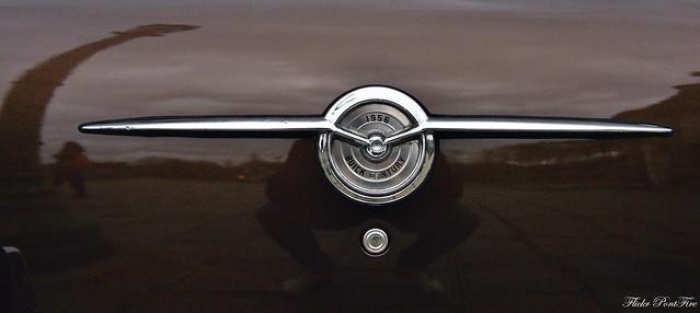 1956 Buick Century Riviera 4dr sedan