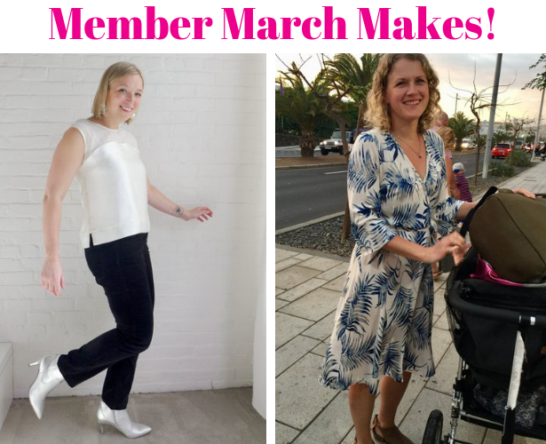 March Member March Makes 1