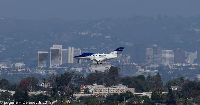 Interactive Aviation LLC, N13ZM, Honda Aircraft Co LLC, 2017 HondaJet HA-420, MSN 42000057