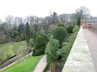 Powis Castle, Courtyard Wall | by jackdeightonsf