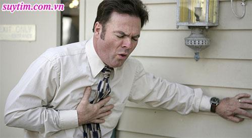 Cần nhận biết sớm khó thở và ho do suy tim