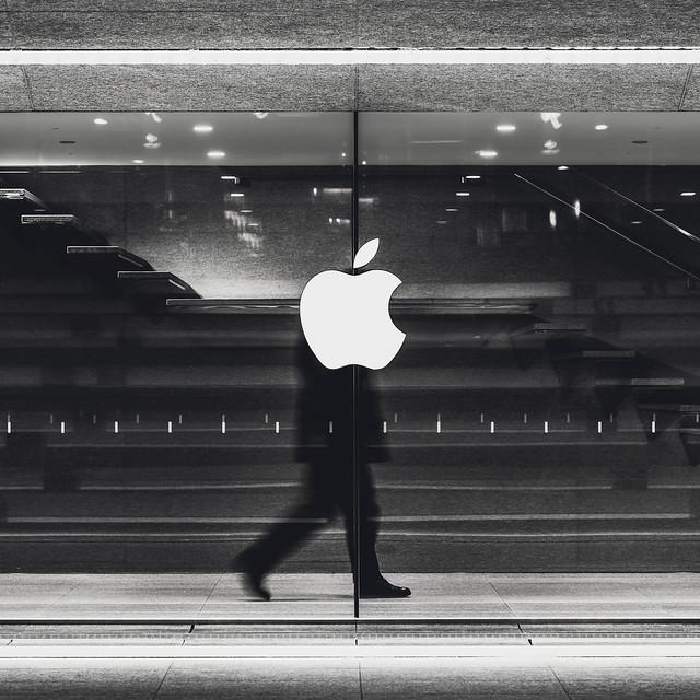 Apple | Milan, Italy 2019 #38/365