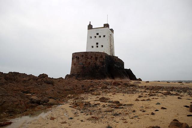 Seymour Tower, Jersey