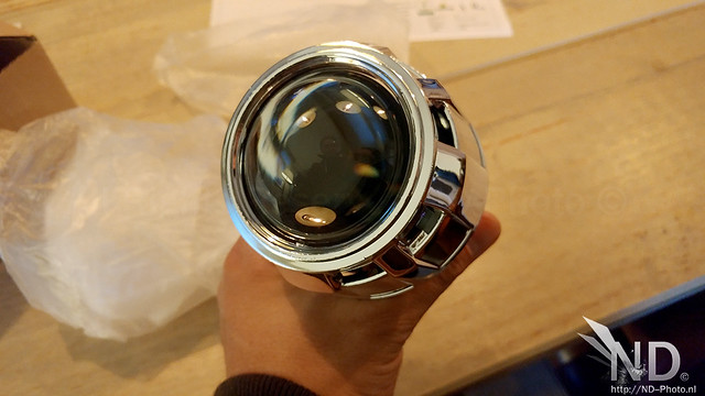 Volvo S80 2.4T Retrofit Projector