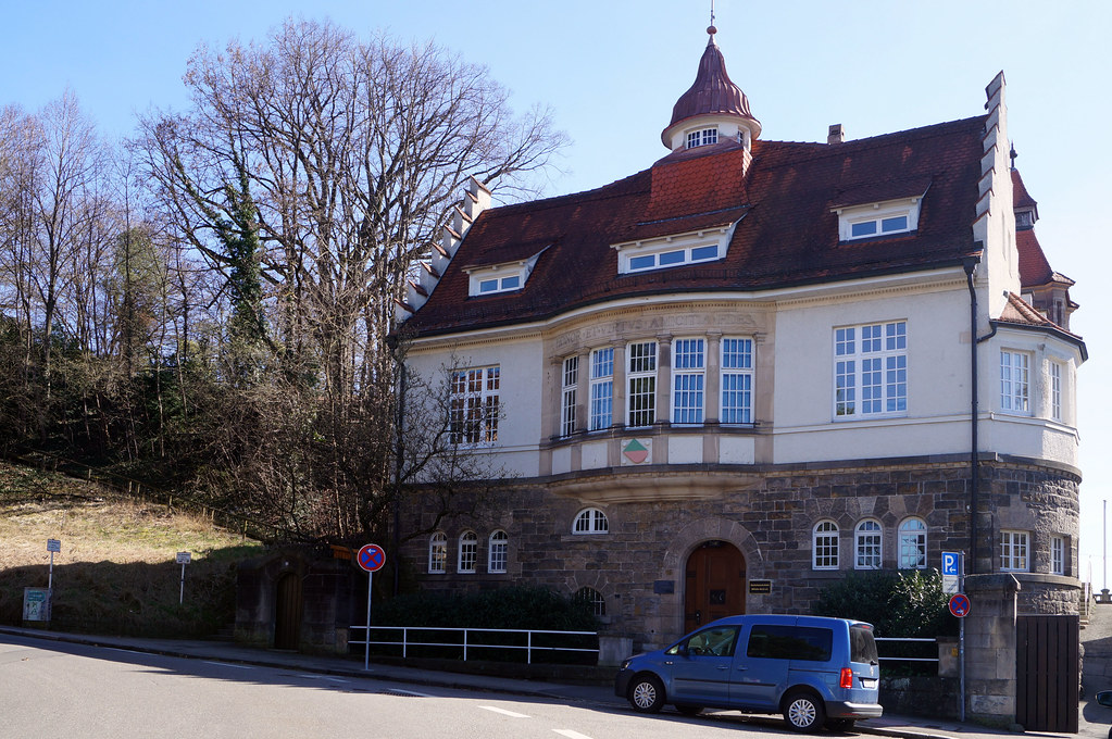 2019 03 21 027 Tübingen österberg Verbindungshaus Franco