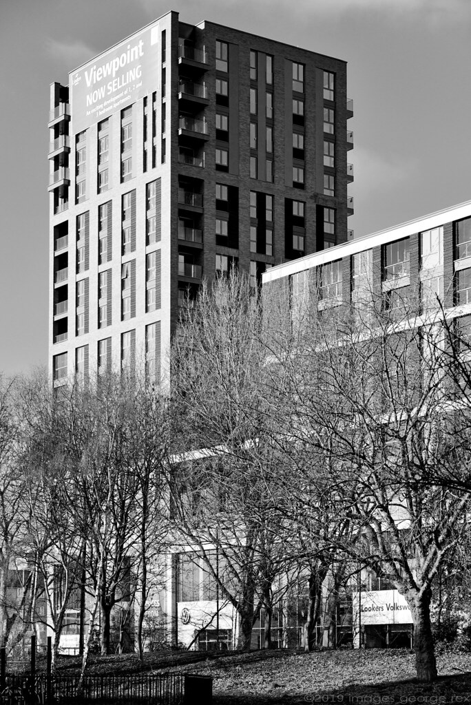 Viewpoint / SW11 | GRID Architects, 2019, for Linden Homes