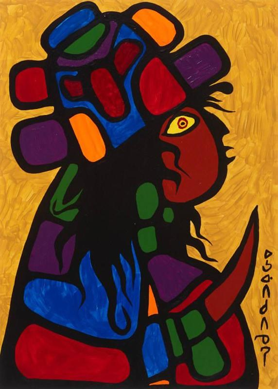 Child with Headdress