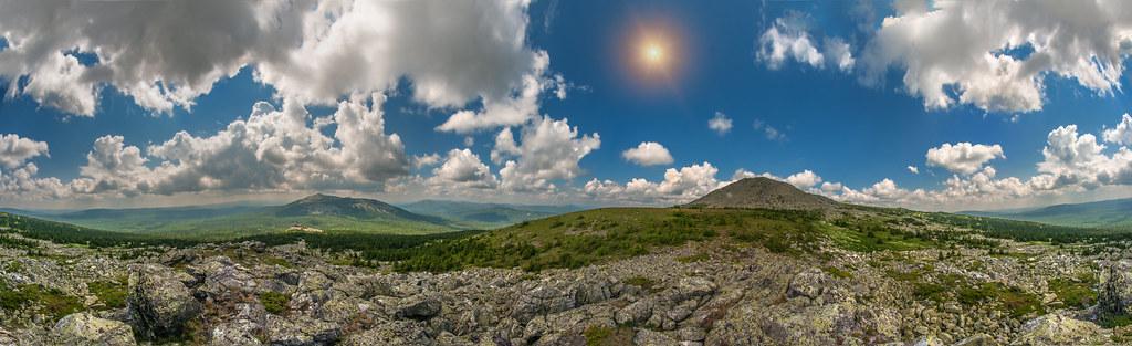 фотограф Челябинск - пейзажное фото