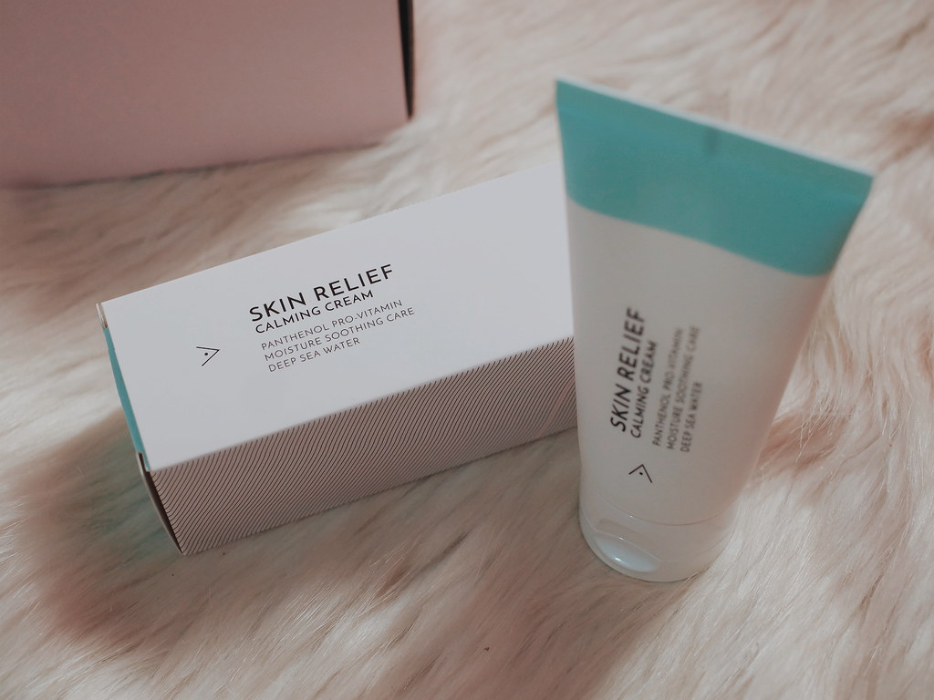Althea Korea: Waterful Bamboo Pads and Skin Relief Calming Cream Review