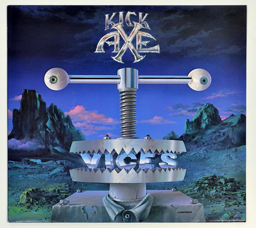 A0475 KICK AXE Vices | by vinylmeister