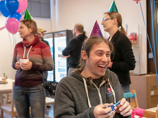 Celebrating flickr's birthday | 相片擁有者 pratikpatelcs