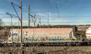 19_2019_02_14_Gelsenkirchen_Bismarck_6145_039_DB_mit_gem_Güterzug ➡️ Bottrop_Süd