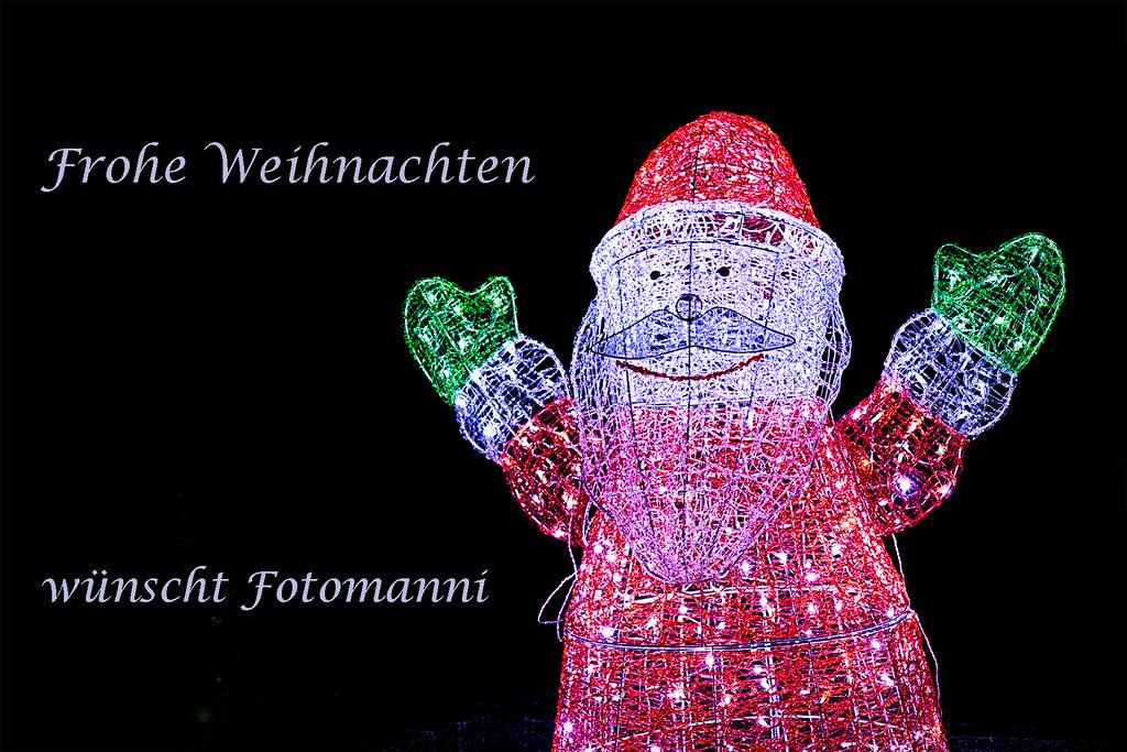 Frohe Weihnachten Wunsch.Frohe Weihnachten Wunsche Ich Allen Flickr Freunden Flickr