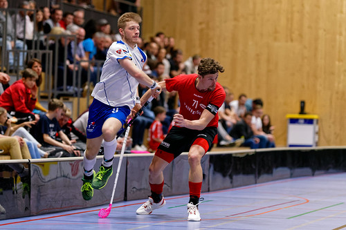 Play Off Halbfinal, Bülach Floorball vs. Bassersdorf Nürensdorf | by duesel_sportphotos