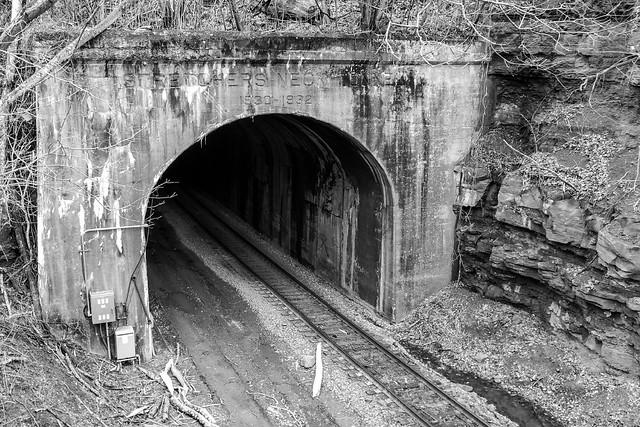 Stretchers Neck Tunnel